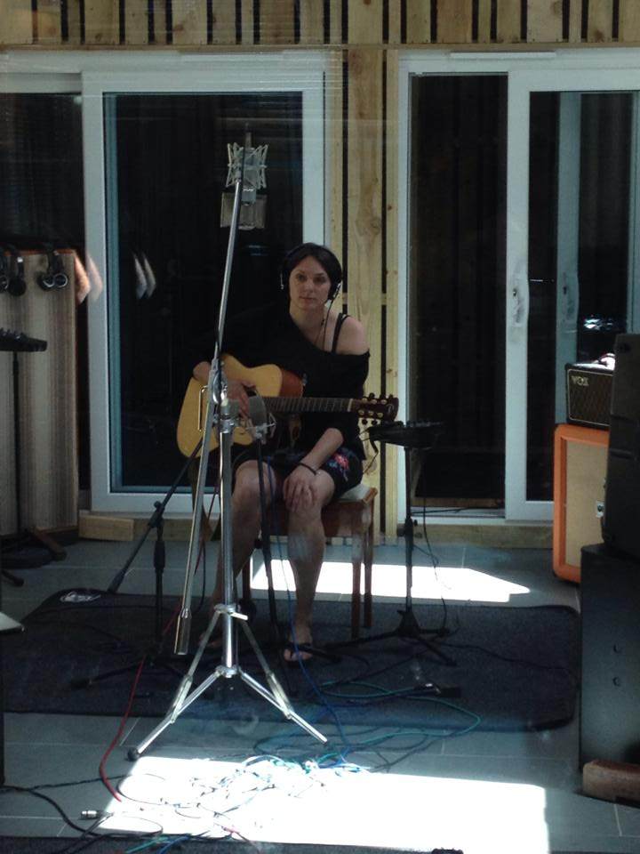 The Cube Recording Studios, June 2014